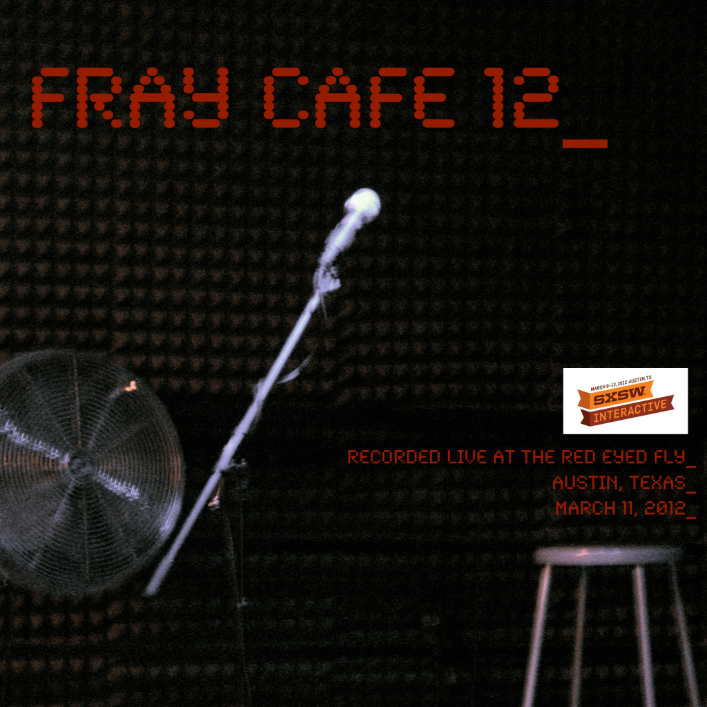 Fray 12 Cover art