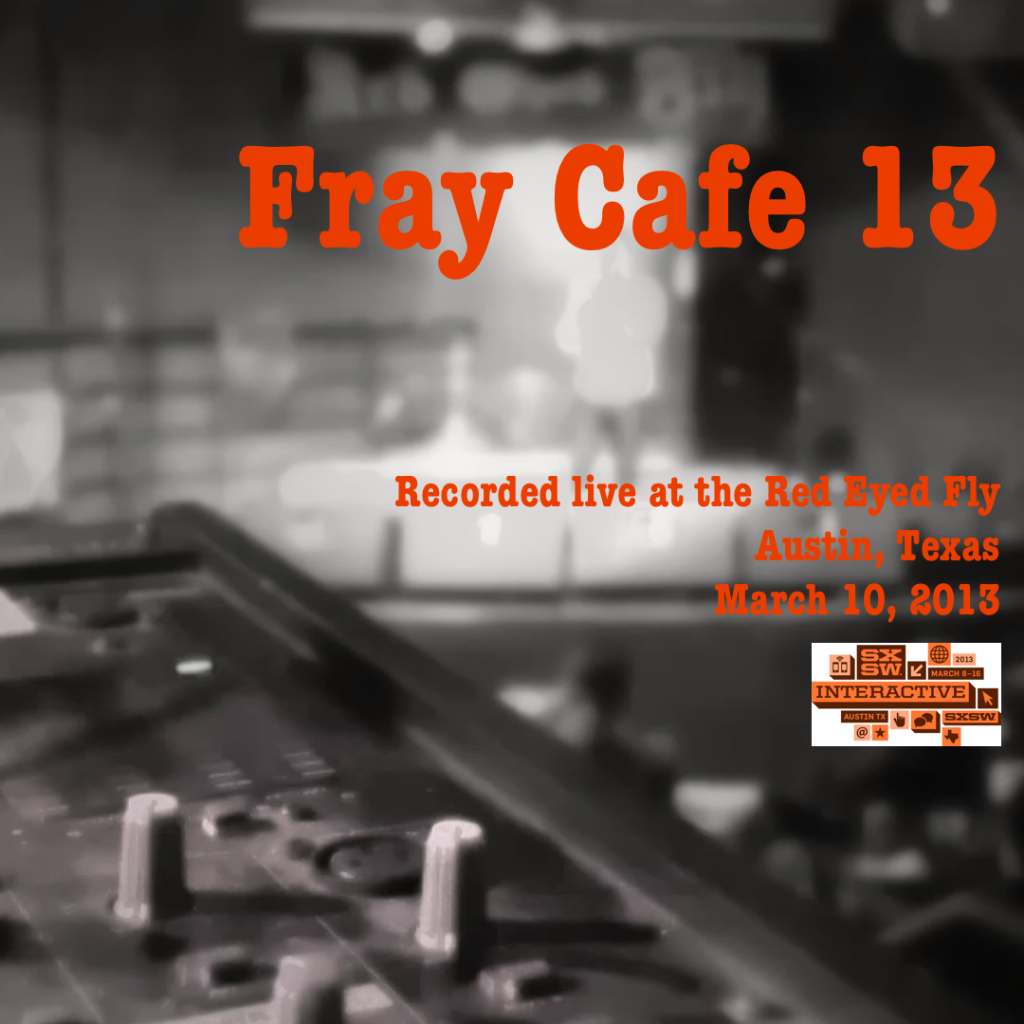 Fray Cafe 13 Cover Art